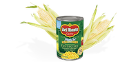 Del Monte® Whole Kernel Fiesta Corn® with Red & Green Peppers