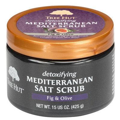 Tree Hut Fig & Olive Mediterranean Salt Scrub
