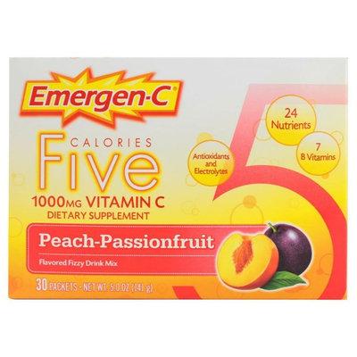 Emergen-C Five Calories Peach-Passionfruit