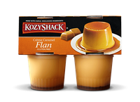 Kozy Shack® Crème Caramel Flan