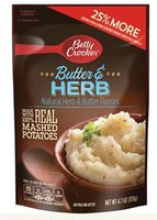 Betty Crocker™ Butter & Herb Mashed Potatoes