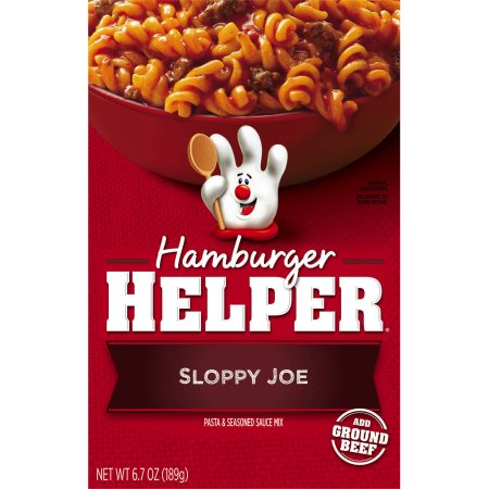Betty Crocker™ Sloppy Joe Hamburger Helper