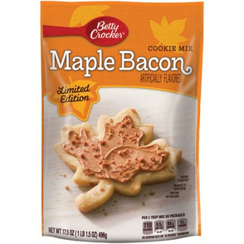 Betty Crocker™ Limited Edition Maple Bacon Cookie Mix