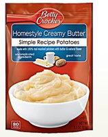 Betty Crocker™ Homestyle Creamy Butter Simple Recipe Potatoes