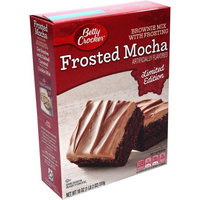 Betty Crocker™ Frosted Mocha Brownie Mix with Frosting