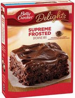 Betty Crocker™ Supreme Frosted Brownie Mix
