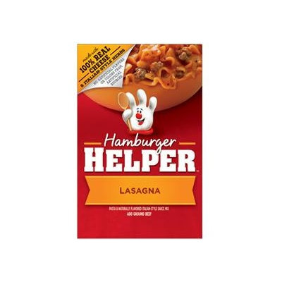 Betty Crocker™ Hamburger Helper Italian Lasagna