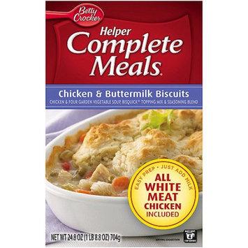 Betty Crocker™ Complete Meals Chicken & Buttermilk Biscuits Helper