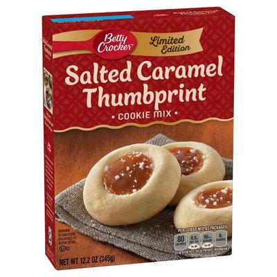 Betty Crocker™ Salted Caramel Thumbprint Cookie Mix