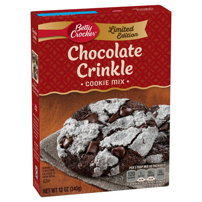 Betty Crocker™ Chocolate Crinkle Cookie Mix