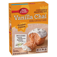 Betty Crocker™ Vanilla Chai Cupcake & Frosting Kit