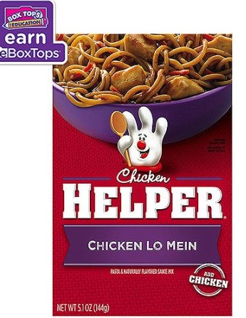 Betty Crocker™ Chicken Helper Chicken Lo Mein