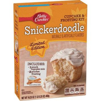 Betty Crocker™ Snickerdoodle Cupcake & Frosting Kit