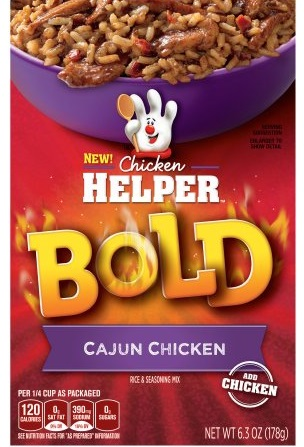 Betty Crocker™ Chicken Helper® Bold Cajun Chicken