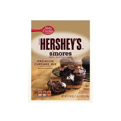 Betty Crocker™ HERSHEY'S™ S'mores Cupcake Mix