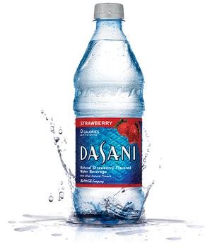 Dasani® Flavors Strawberry Flavored Water