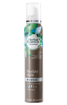 Herbal Essences bio:renew Flexible Style Mousse