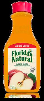 Florida's Natural 100% Pure Apple Juice