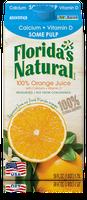 Florida's Natural Orange Juice with Calcium & Vitamin D (Some Pulp)
