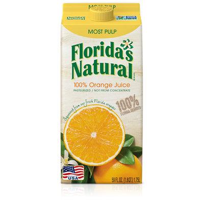 Florida's Natural Orange Juice (Most Pulp)