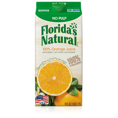 Florida's Natural Premium Orange Juice (No Pulp)