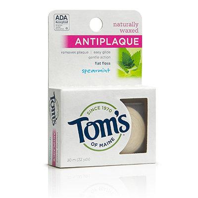 Tom's OF MAINE Spearmint Antiplaque Floss