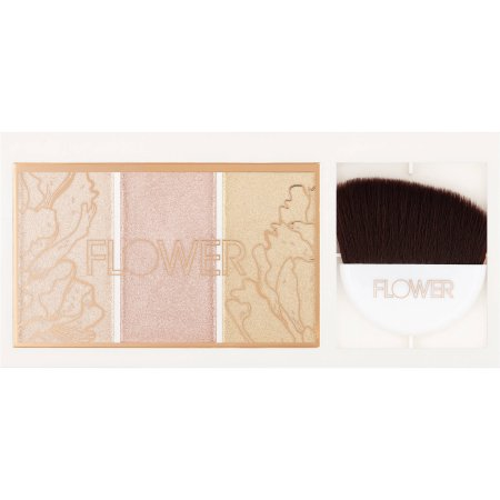 FLOWER Shimmer & Strobe Highlighting Palette