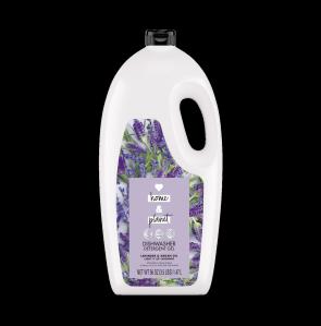 Love Home and Planet Lavender & Argan Oil Dishwasher Detergent Gel