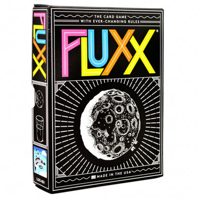Fluxx 50 Card Game