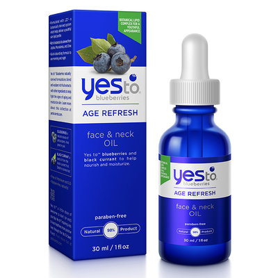 Yes To Blueberries Face & Neck Oil