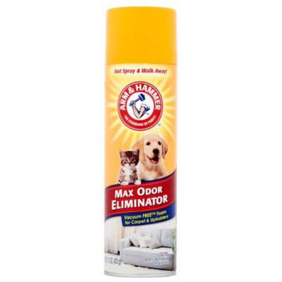 ARM & HAMMER™ Max Odor Eliminator Vacuum Free Foam