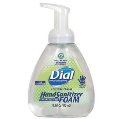 Dial® Professional Foam Hand Sanitizer