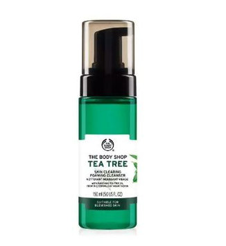 THE BODY SHOP® Tea Tree Skin Clearing Foaming Cleanser