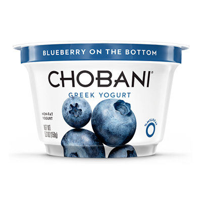 Chobani® Fruit On The Bottom Blueberry