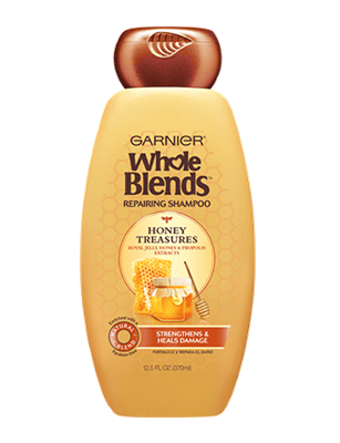 Garnier Whole Blends™ Honey Treasures Repairing Shampoo