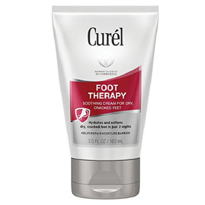 Curél® FOOT THERAPY SOOTHING CREAM FOR DRY CRACKED FEET