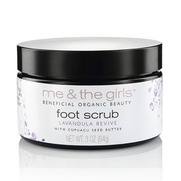 Me & The Girls Lavandula Revive Foot Scrub