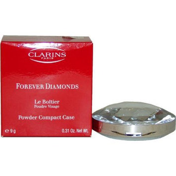 Clarins Forever Diamonds Powder Compact Case