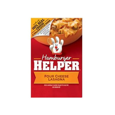 Betty Crocker™ Hamburger Helper Four Cheese Lasagna