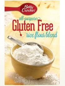 Betty Crocker™ Gluten Free Rice Flour Blend