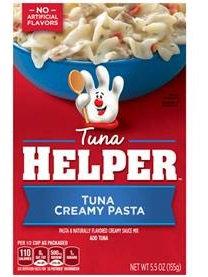 Betty Crocker™ Tuna Helper Tuna Creamy Pasta