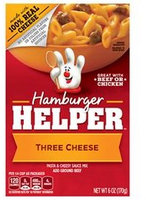 Betty Crocker™ Hamburger Helper Three Cheese