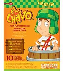 Betty Crocker™ El Chavo Fruit Flavored Snacks