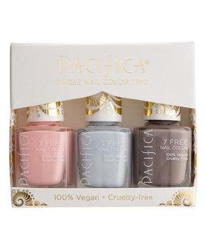 Pacifica Foxy 7 Free Nail Color Trio