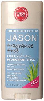 JĀSÖN Fragrance Free Deodorant Stick