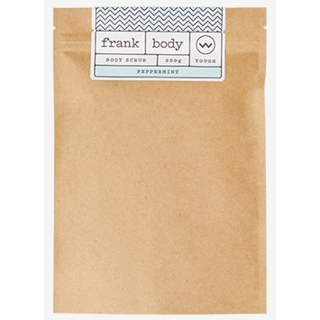 Frank Body Peppermint Coffee Body Scrub