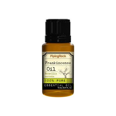 Piping Rock Frankincense Essential Oil 1/2 oz 100% Pure Oil Therapeutic Grade