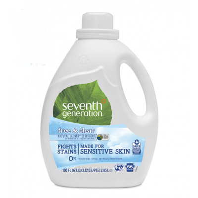 Seventh Generation Free & Clear Natural Laundry Detergent
