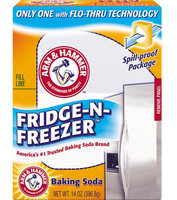 ARM & HAMMER™ Fridge-N-Freezer™ Odor Absorber