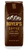Boyer's Coffee French Roast Coffee